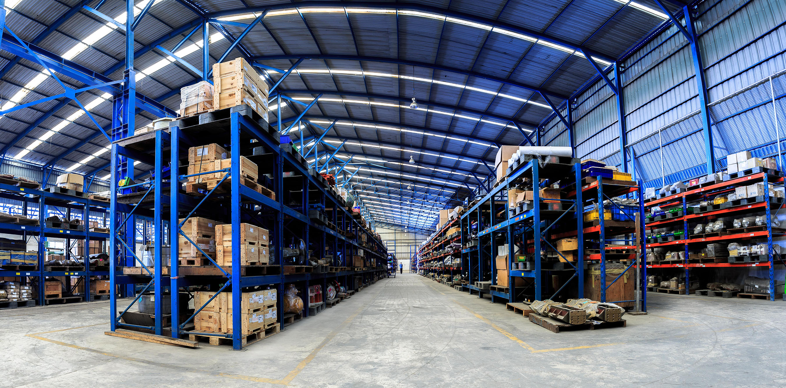 Warehouse View